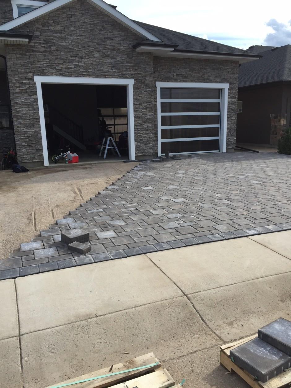 brick drive